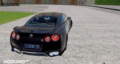 Nissan GT-R 2012 [1.5.9], 3 photo